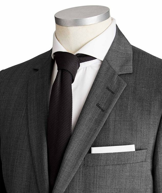 Slim Fit Wool Suit picture 2
