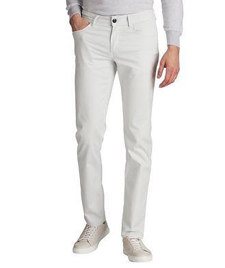 Re-HasH Rubens Five-Pocket Pants