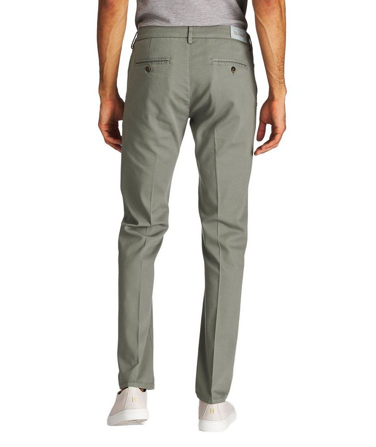 Canaletto Stretch-Cotton Chinos image 1