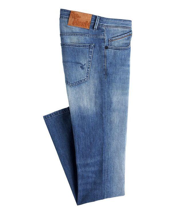 Hopper Stretch-Cotton Jeans picture 1