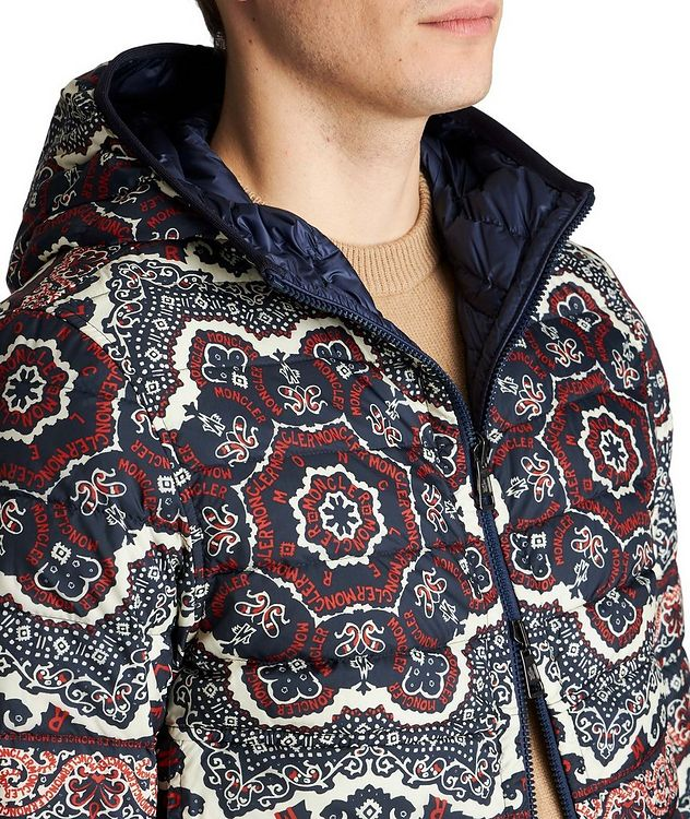 Zois Reversible Down Jacket picture 2