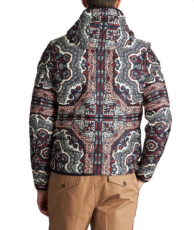 Zois Reversible Down Jacket picture 3