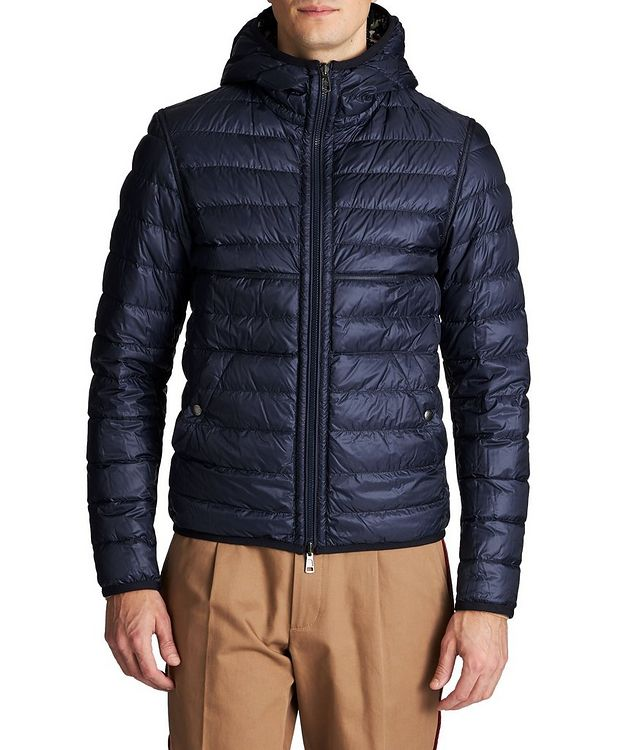 Zois Reversible Down Jacket picture 4