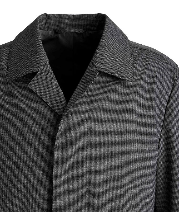 Water-Resistant Trench Coat image 2