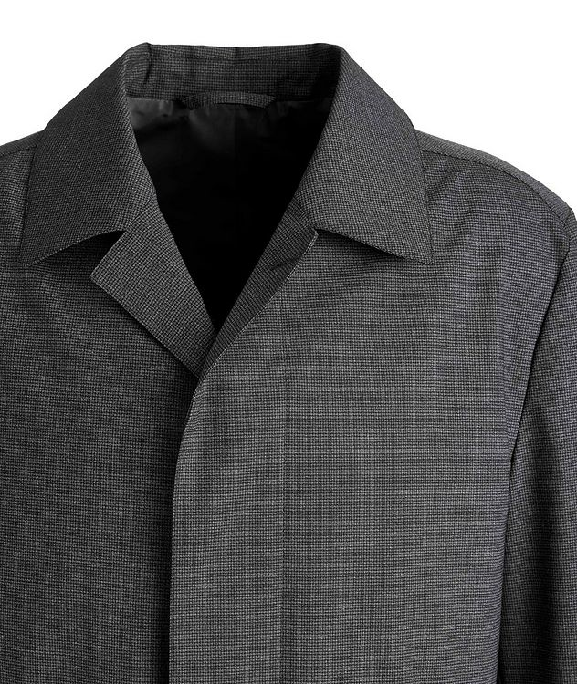 Water-Resistant Trench Coat picture 3