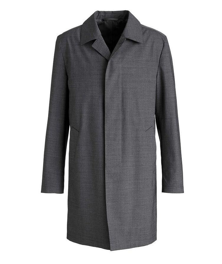 Water-Resistant Trench Coat image 0