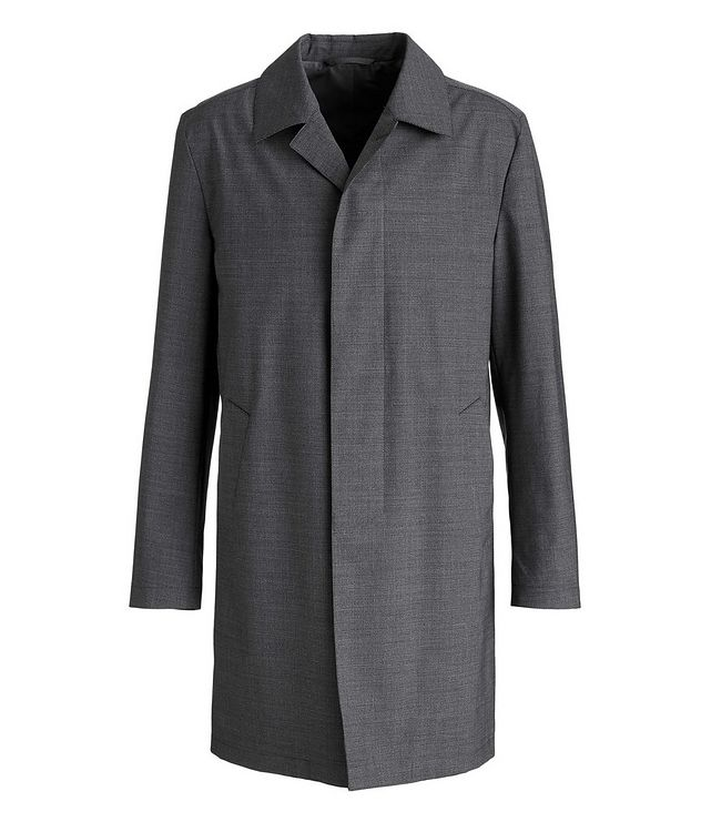 Water-Resistant Trench Coat picture 1
