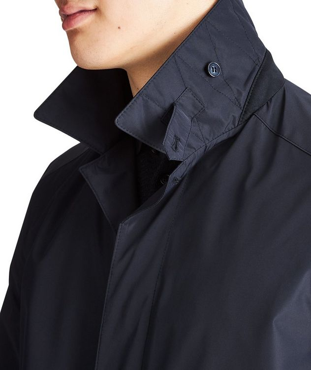 Water-Repellent Trench Coat picture 3