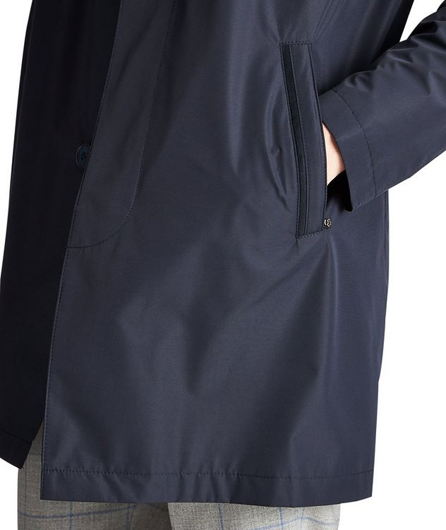 Water-Repellent Trench Coat picture 4