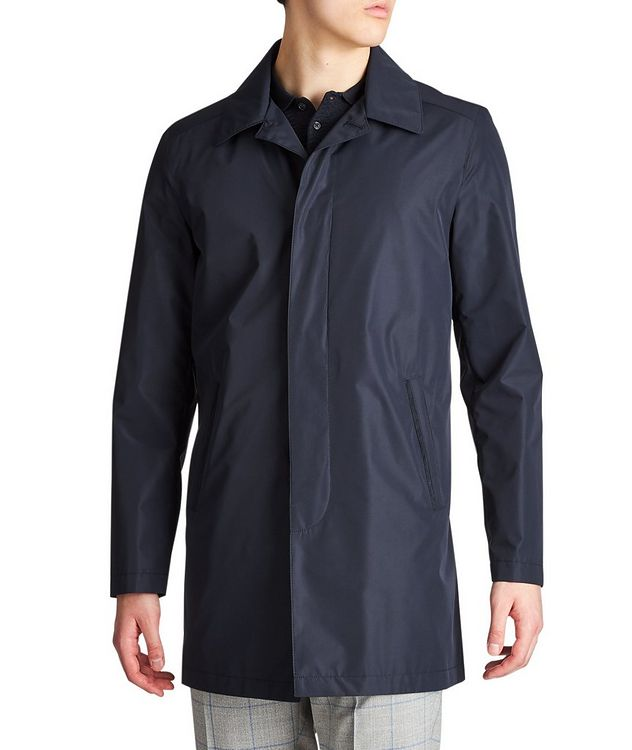 Water-Repellent Trench Coat picture 1
