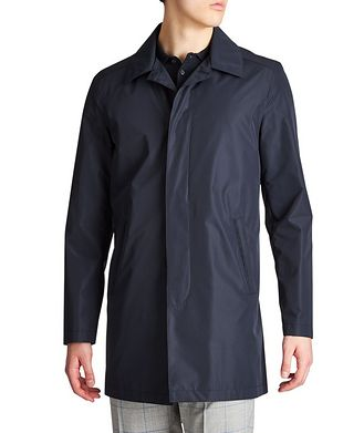 Corneliani Water-Repellent Trench Coat