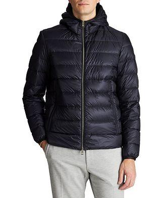 Moncler Manteau de duvet Emas