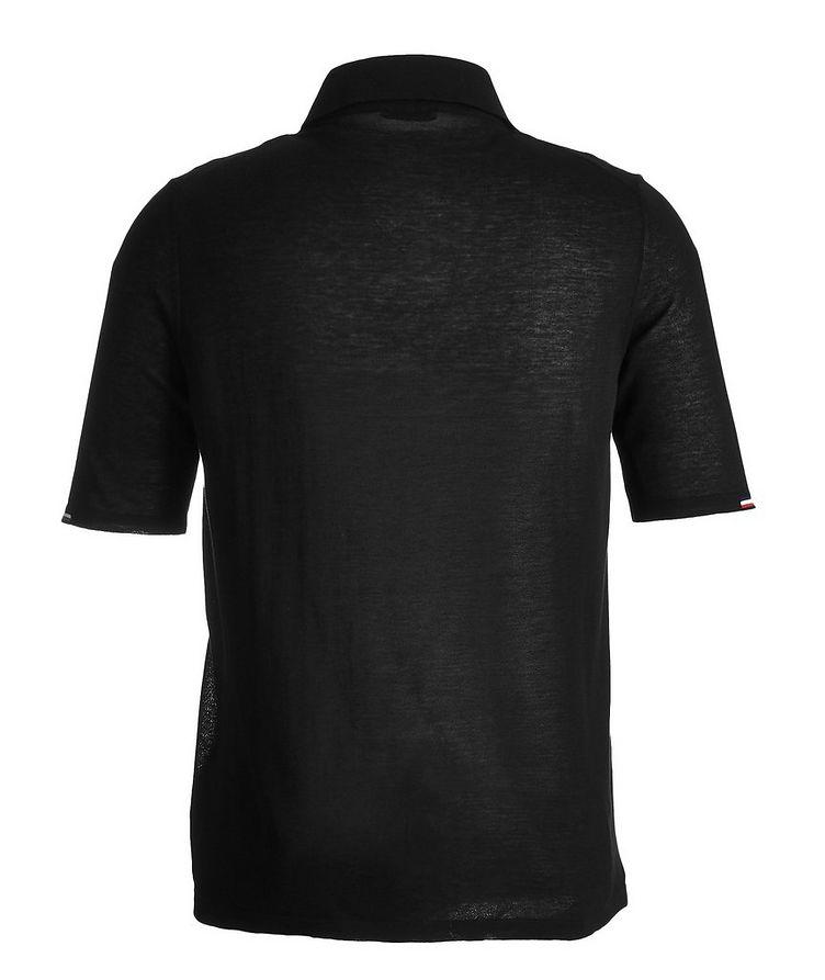 Crepe Cotton Polo image 1