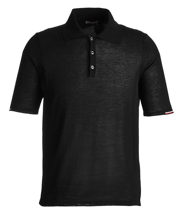 Crepe Cotton Polo picture 1