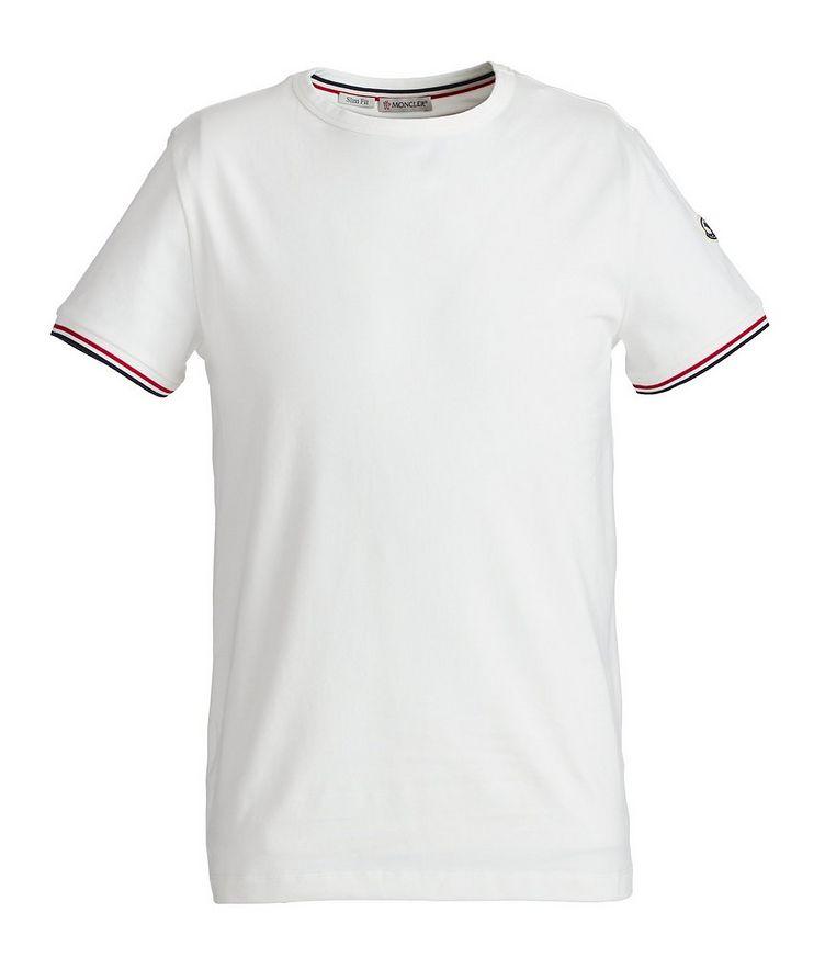 Cotton-Blend T-Shirt image 0
