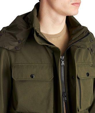 Moncler Var Water-Repellent Field Jacket