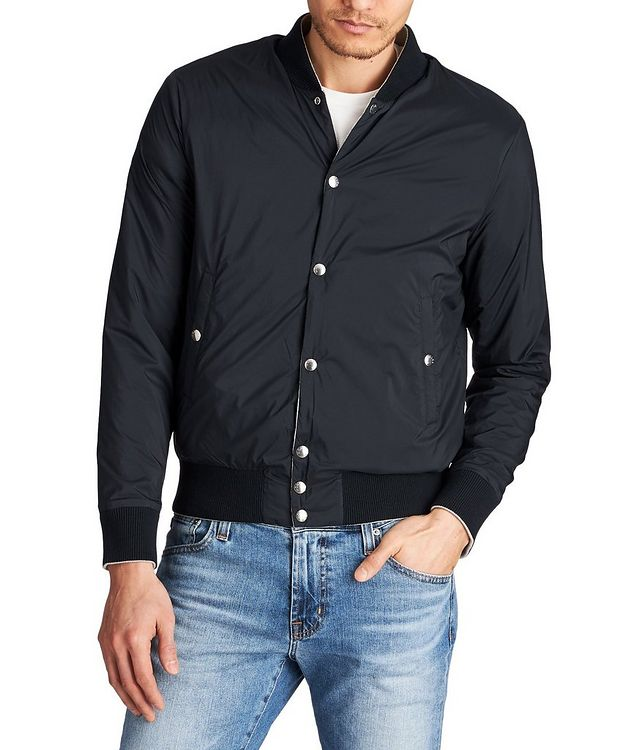 Reversible Bomber Jacket picture 1