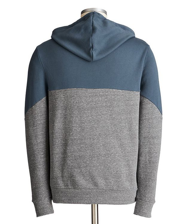 Cotton Drawstring Hoodie picture 2