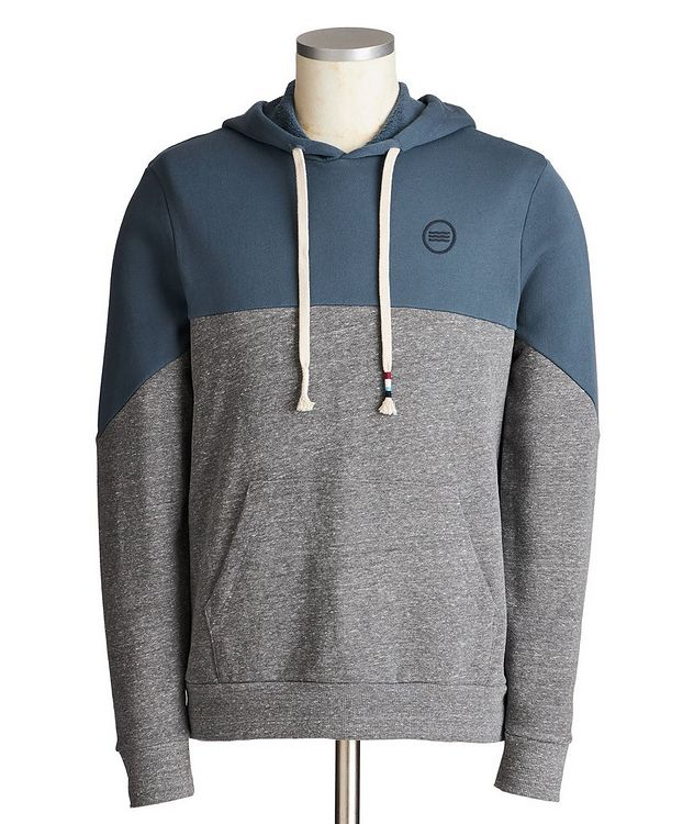 Cotton Drawstring Hoodie picture 1