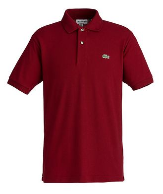 Lacoste Cotton Piqué Polo