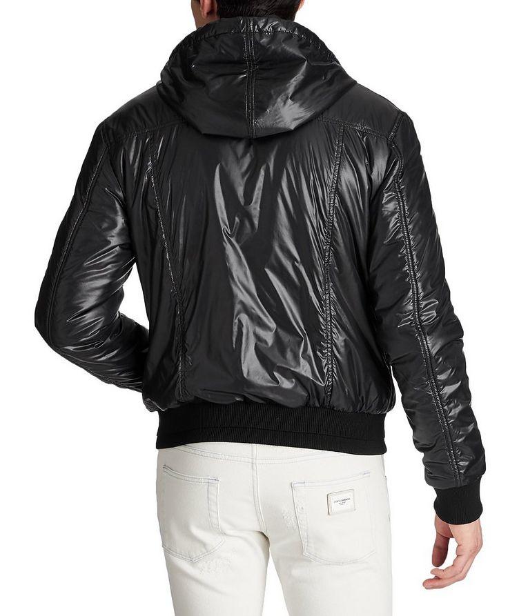 Hooded Bomber Jacket image 1