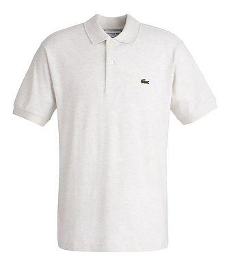 Lacoste Cotton Piqué Polo