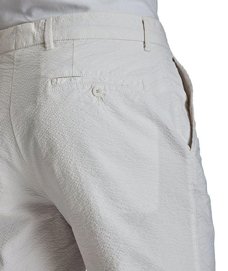 Short True Khaki en toile seersucker image 2