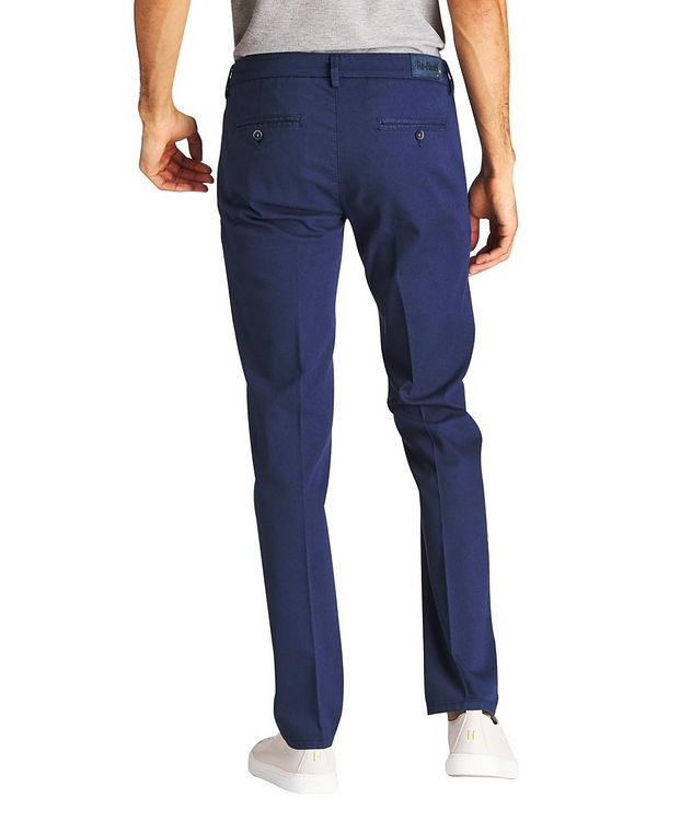 Canaletto Stretch-Cotton Chinos picture 2
