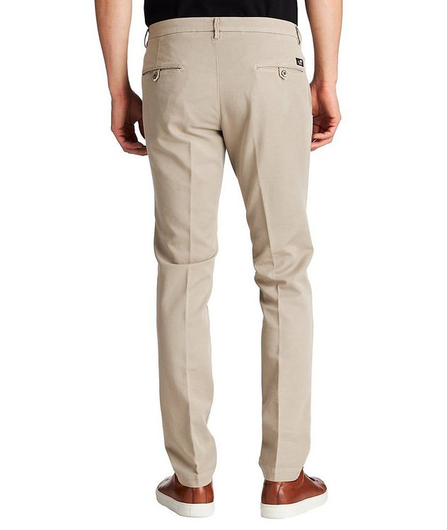 Slim Fit Golf Stretch-Cotton Chinos picture 2