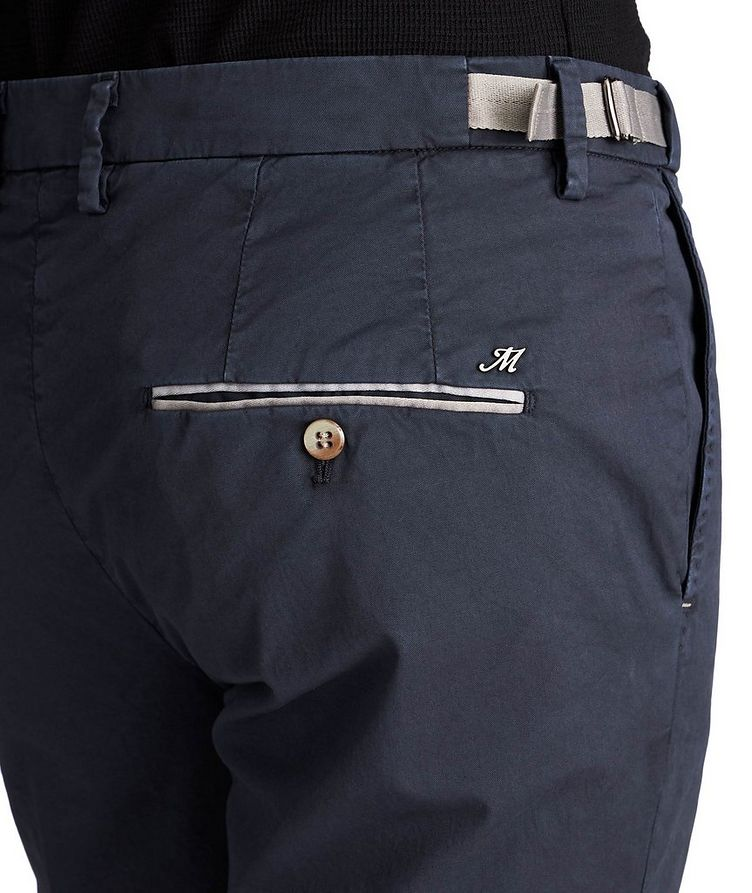 Slim Fit Stretch Cotton Chinos image 2