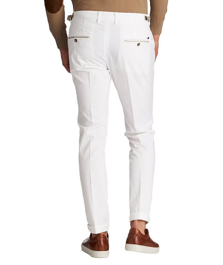 Slim Fit Stretch-Cotton Chinos image 1