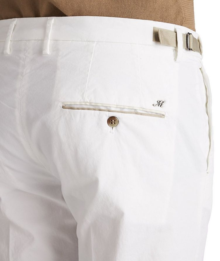 Slim Fit Stretch-Cotton Chinos image 2