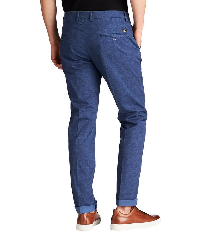 Slim Fit Stretch Cotton Chinos image 1