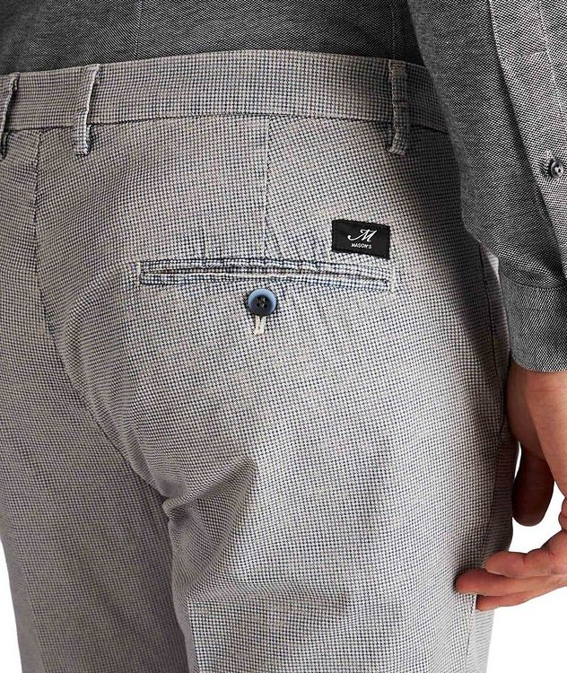 Stretch Cotton Chinos picture 3