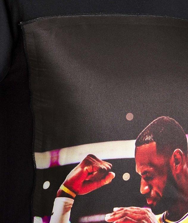 LeBron James Printed Cotton T-Shirt picture 2