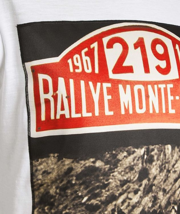 1967 Monte Carlo Car Printed Cotton T-Shirt picture 2