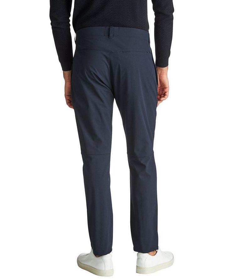 Pantalon en tissu extensible image 1