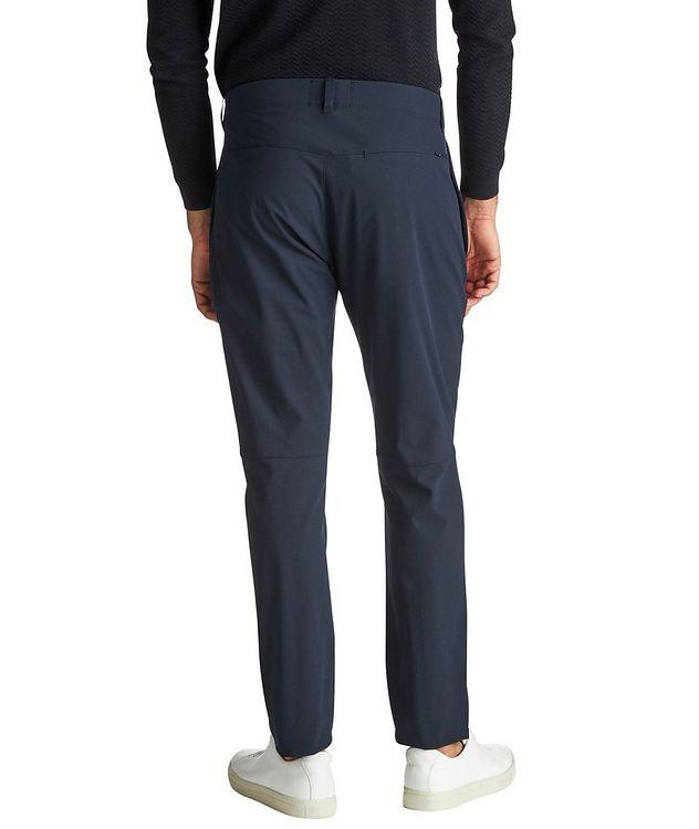 Pantalon en tissu extensible picture 2