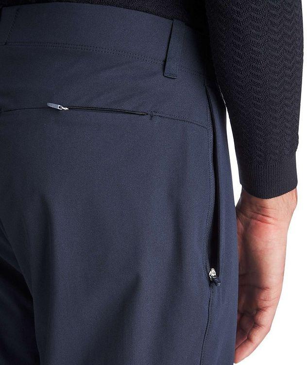 Pantalon en tissu extensible picture 3