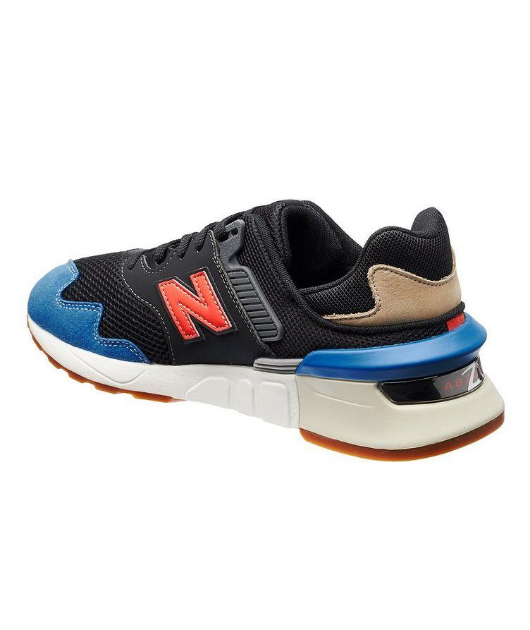 Multi-Texture 997 Sneakers image 1