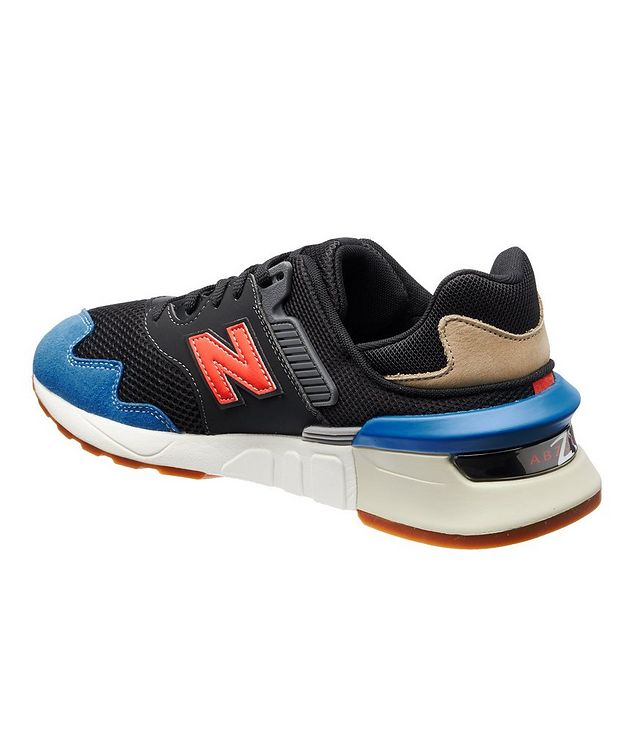 Multi-Texture 997 Sneakers picture 2