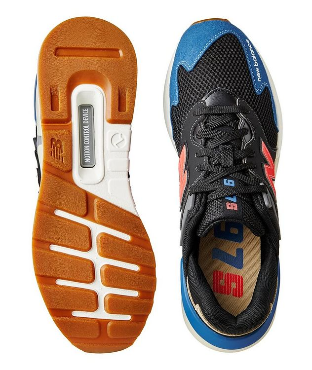 Multi-Texture 997 Sneakers picture 3