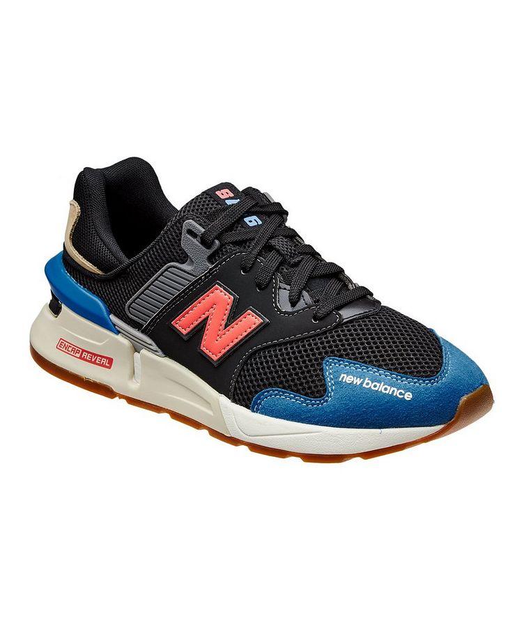 Multi-Texture 997 Sneakers image 0