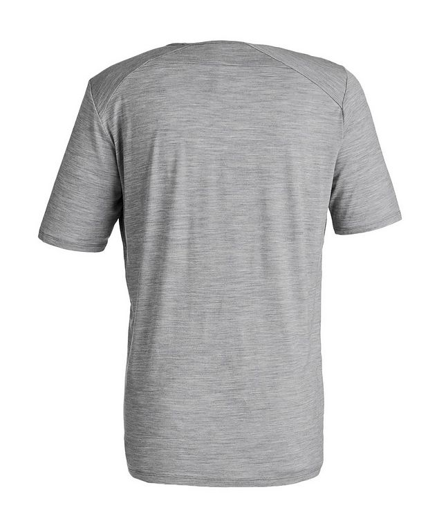 Stretch-Wool T-Shirt picture 2