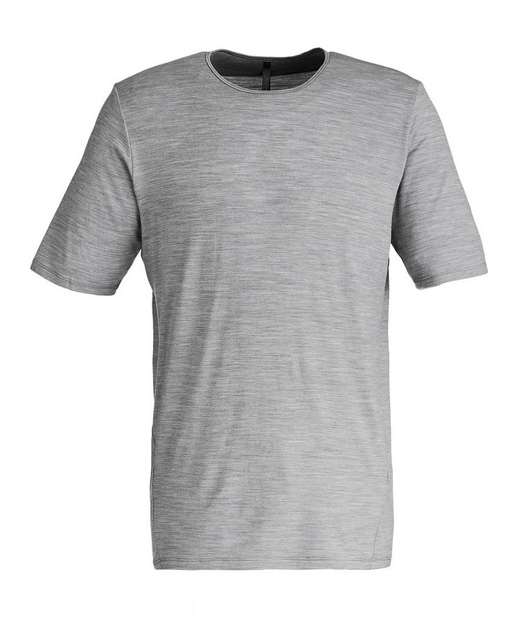 Stretch-Wool T-Shirt image 0