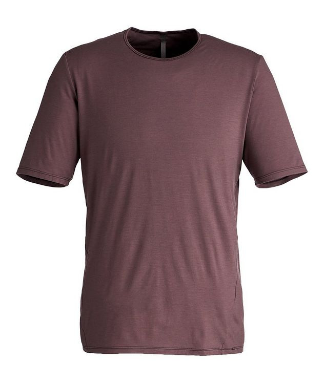 Stretch-Wool T-Shirt picture 1