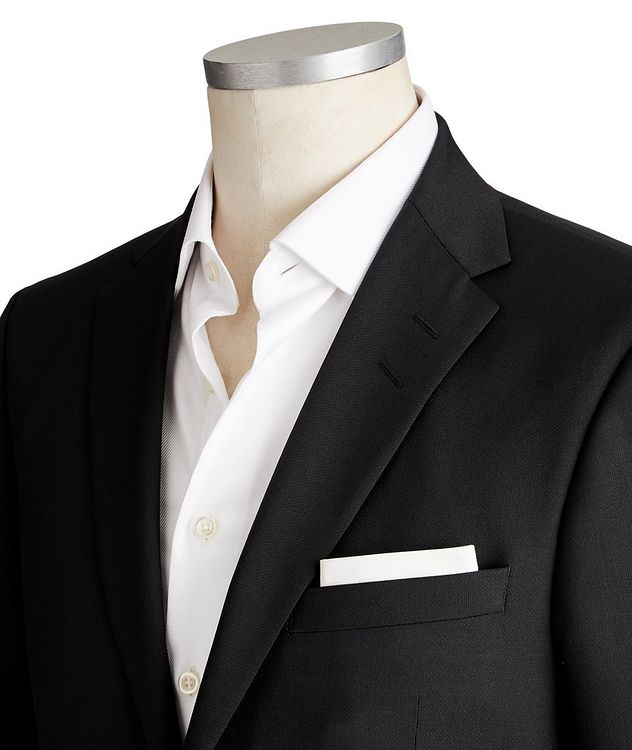 Contemporary Fit Wool Sports Jacket picture 2