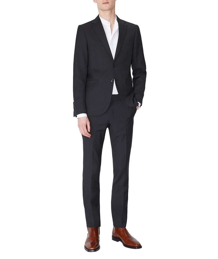 Contemporary Fit Wool Sports Jacket image 2