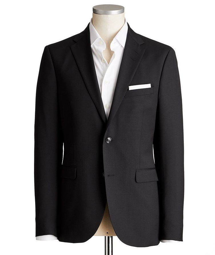 Contemporary Fit Wool Sports Jacket image 0