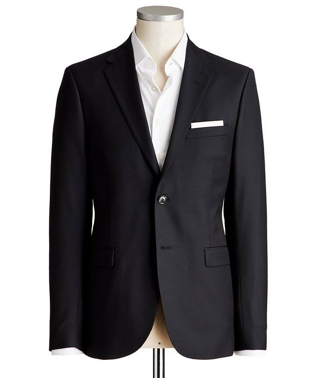 Contemporary Fit Wool Sports Jacket picture 1